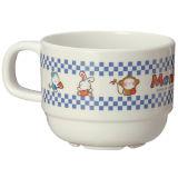 La taza de la melamina vajilla Kid niños Café (BG623H)
