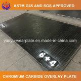 Piatto d'acciaio composito resistente all'uso