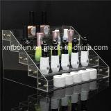 Moderner Nagellack-Fußboden-stehende Zahnstangen-Bildschirmanzeige, Knall-Fußboden-Standplatz-Bildschirmanzeige