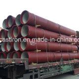 Fabricantes dúctiles del tubo del hierro de China Dn80-1200mm