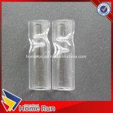 Mini extremidades de filtro de cristal para los papeles de balanceo sin procesar del tabaco seco de la hierba con los tubos que fuman de cristal coloridos gruesos de Pyrex del sostenedor de cigarrillo del tabaco