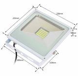 새로운 디자인 저가 Osram5630 100lm/W IP65 30W 50W LED 플러드 빛