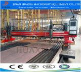 Op zwaar werk berekende CNC van het Plasma en van de Vlam Scherpe Machine