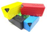FMのラジオが付いているIphサムのタブレットのパソコンのための最も安いX3携帯用Bluetooth無線ステレオのBoomboxのスピーカー
