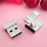 Выгравируйте диск привода u большого пальца руки USB Pendrive кнопки 8GB