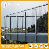 ステンレス鋼の手すりの壁の台紙のステンレス鋼のバルコニーの柵
