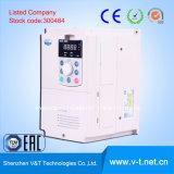 Mecanismo impulsor chino de la CA de las empresas V&T del inversor de la tapa 10--0.4 a 7.5kw