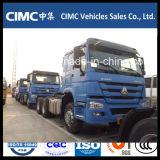 Camion del trattore di potere della testa 6X4 del trattore di Sinotruk HOWO 371HP