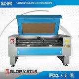Corte a Laser e Máquina de gravura de couro etc nometal materiais