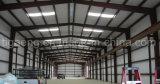 Taller resistente de la alta calidad/proyecto de acero del almacén para el Camerún