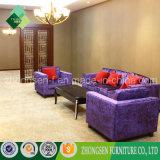 Il sofà di lusso di alta qualità imposta i sofà sezionali per l'ingresso dell'hotel