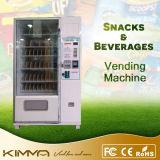 Digiuna il distributore automatico dello spuntino per accettare il pagamento senza contatto