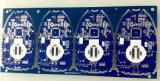 2 LEIDENE van het Ontwerp van PCB van de dubbel-Kant van de Raad van de Kring van de laag Fr4 Blauwe PCB