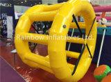 Lustige Wasser-Spiel-aufblasbares Wasser-Rad, Wasser-Rolle, aufblasbare Rollen-Kugel-Kugel
