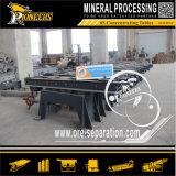 Фабрика обрабатывающего оборудования золота минируя машины оптового малого золота минеральная