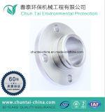 Bride de usinage d'anneau de support de pipe en acier de commande numérique par ordinateur de pièce forgéee de vente d'usine de la Chine