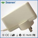 18W SAA Energien-Adapter (RoHS, Leistungsfähigkeits-Stufe VI)