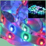 iluminação colorida do Natal de 12V RGB para a decoração