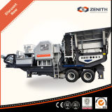 beweglicher Steinzerkleinerungsmaschine-Preis der Qualitäts-50-800tph