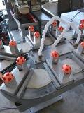 컨베이어를 가진 중국 2 색깔 잉크 컵 패드 인쇄 기계
