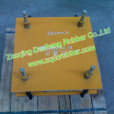 Sliding livre Pot Bearing para Bridge Sold a Uruguai
