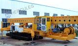 이중 사용 Pile Driver - Drill 및 Diesel Hammer (CFG)