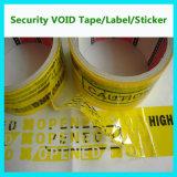 Band van de Stamper van de douane de Duidelijke Verpakkende Nietige