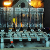 Pet Bottles (GLB-06AH)를 위해 6 Cav를 가진 Fully-Automatic 최신 Resistant Blowing Machine
