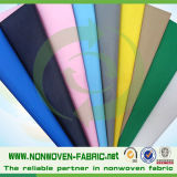 Различная ткань Spunbond 100%Polypropylene цвета