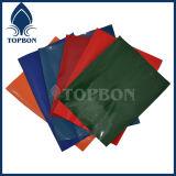 Bâche de protection colorée pour les tentes campantes