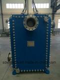 Intercambiador de calor de chapa e armação industrial de aço inoxidável / todo tipo de placa soldada Trocador de calor / Estrutura do bloco