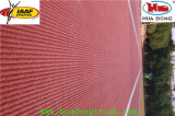 Natural Material Prefabricado Rubber Track Running