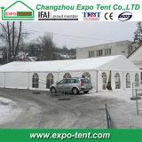Дешевый ясный шатер верхней части крыши пяди с трудной стеной