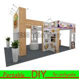 Cabine modular portátil personalizada fixada o preço do competidor da exposição para a feira profissional