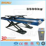 Shunli Factory Venda 3500kg Equipamento portátil de elevador de carro (SHL-YJ-35CBL)