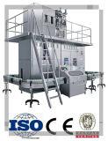 Linha de processamento superior máquina da produção do Yogurt do leite da caixa da caixa do frontão da planta