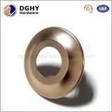 Peças de giro de alumínio feitas sob encomenda das peças do CNC/CNC/peças de alumínio anodizadas
