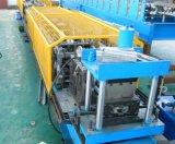 Rodillo doble del marco de puerta del metal de la rebaja que forma la máquina