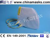 セリウムとの使い捨て可能なDust Mask Non-Woven Face Mask