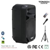 10 popolari Inches Plastic Active Speaker con Excellent Performance