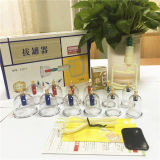 Duurzame die het Tot een kom vormen Therapie Hijama/Cupping/Cupping in China wordt gemaakt