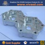 Pieza de la fresadora del CNC del acero inoxidable de la alta calidad