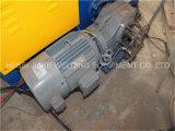 補強鋼鉄網パネルシートの溶接機