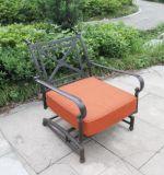 余暇の庭の雑談のLoveseatのグループの家具