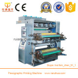 Label autoadesivo Flexo Die Cutting e Printing Machine