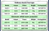 Destilación 5L 10L 20L del agua del laboratorio
