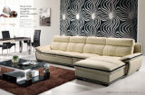 Leather moderno Sectional Sofa con Furniture Sofa
