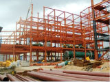 Estructura prefabricada de la alta subida de acero utilizados hotel Edificio en venta