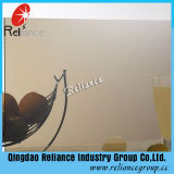 Vidrio Reflectivo de Bronce de 6mm / Marrón Vidrio Reflectivo / Cristal de Ventana con ISO