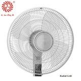 Ventilateur électrique de 16 pouces pour le ménage avec l'homologation de la CE